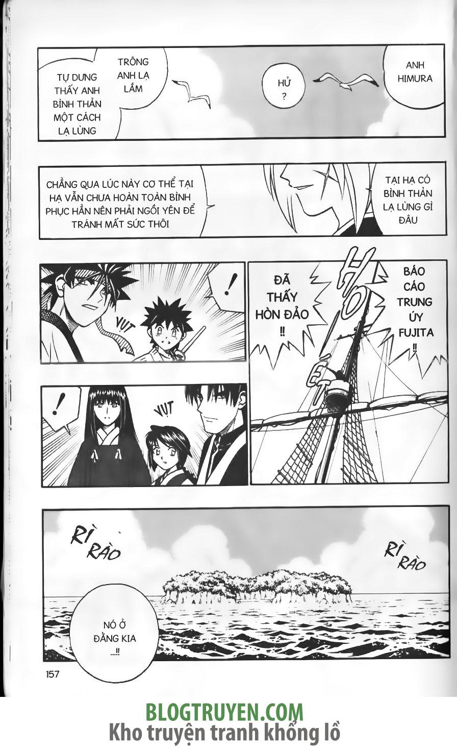 Rurouni Kenshin chap 236 trang 9