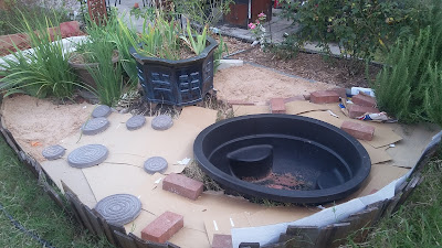 pond completion