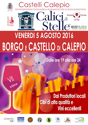 calici di stelle castelli caleppio 5 agosto 2016