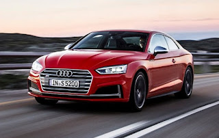 2018 Audi S5 Coupe Specs