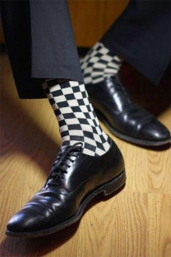 DeaTwilightZone - como homem se veste para a moda?