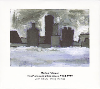 Morton Feldman, Two Pianos and Other Pieces, 1953-1969, Another Timbre