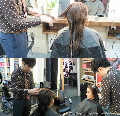 Top Korean Hair Salon Singapore