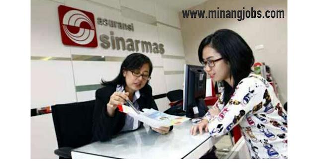 Lowongan Kerja Sumbar Asuransi Sinarmas Padang
