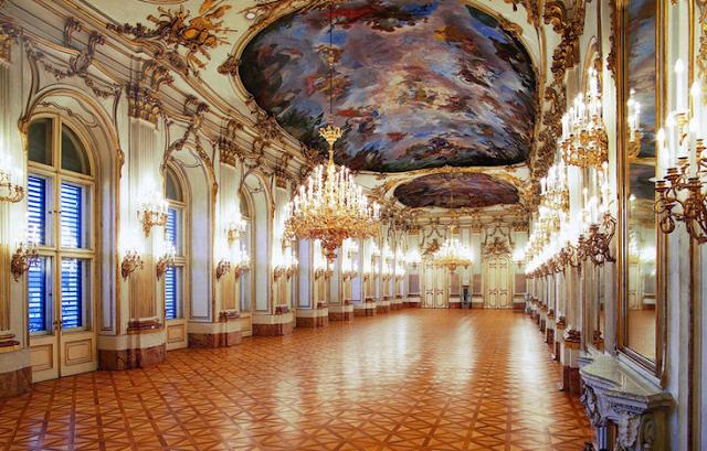 Palácio de Schonbrunn em Viena | Áustria