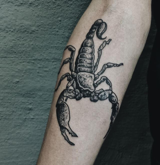 Scorpion Tattoos