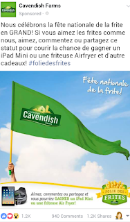 Image Cavendish Farms French Ad