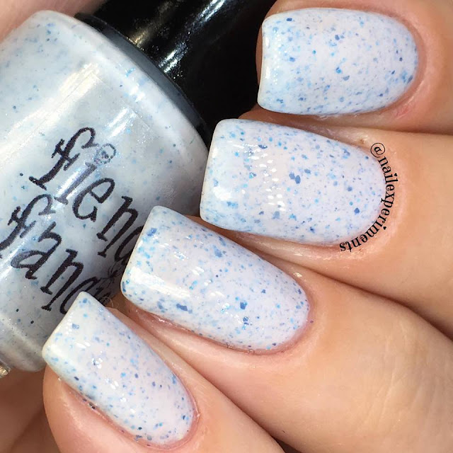 fiendish fancies polish the wraith from the cabin fever collection