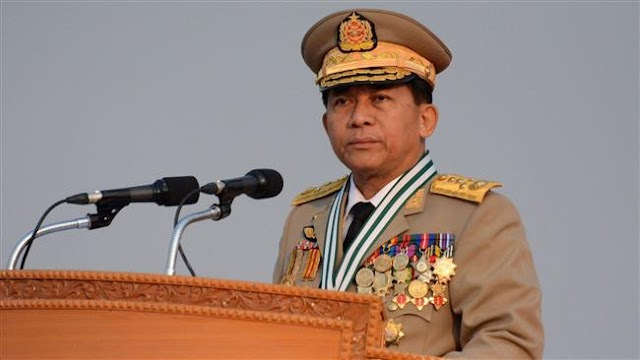 Myanmar army chief Min Aung Hlaing defies UN calls, defends crackdown on Rohingya
