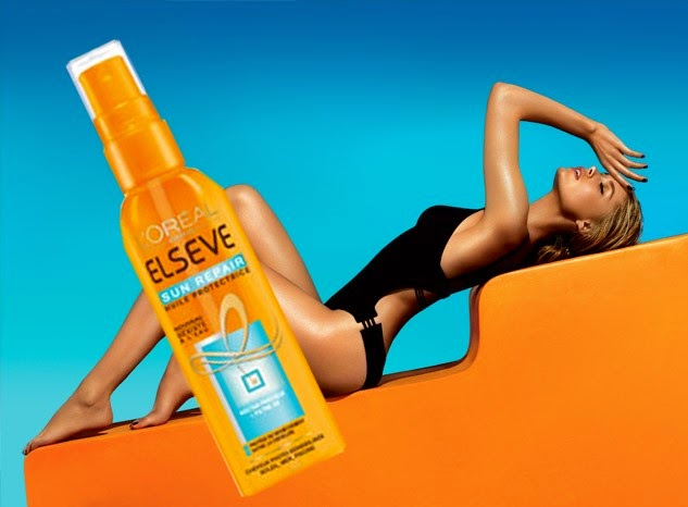 Huile Protectrice Sun Repair - L'Oréal