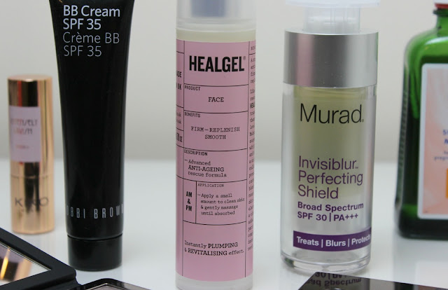 HealGel Face is the perfect light-weight moisturiser
