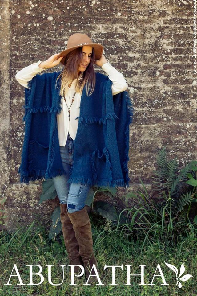 Moda invierno 2016 ropa de mujer Abupatha. Moda otoño invierno 2016.