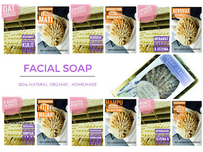 Mary Jardin Facial Soap Ingredients