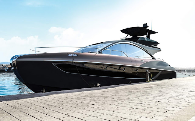 Lexus  LY 650 Luxury Yatch