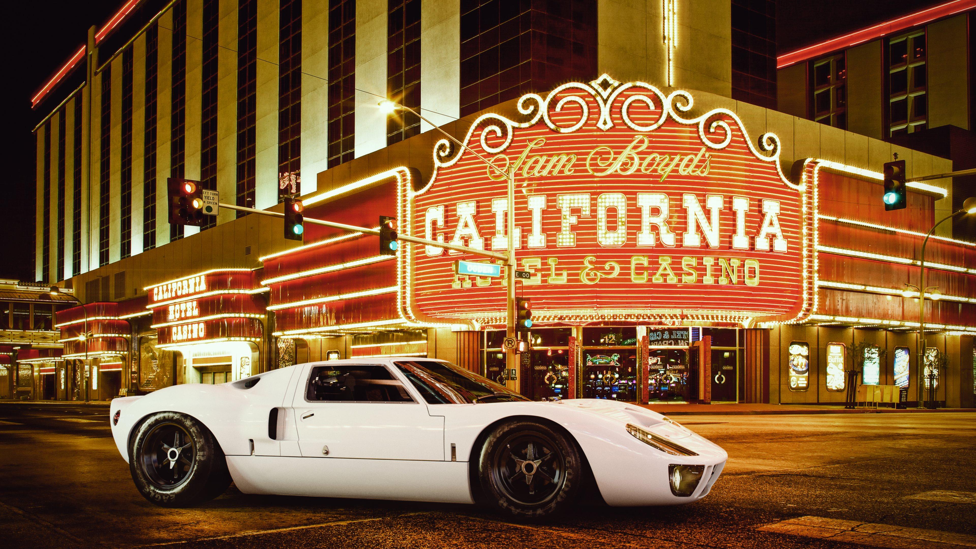 Ford GT40 in Las Vegas...