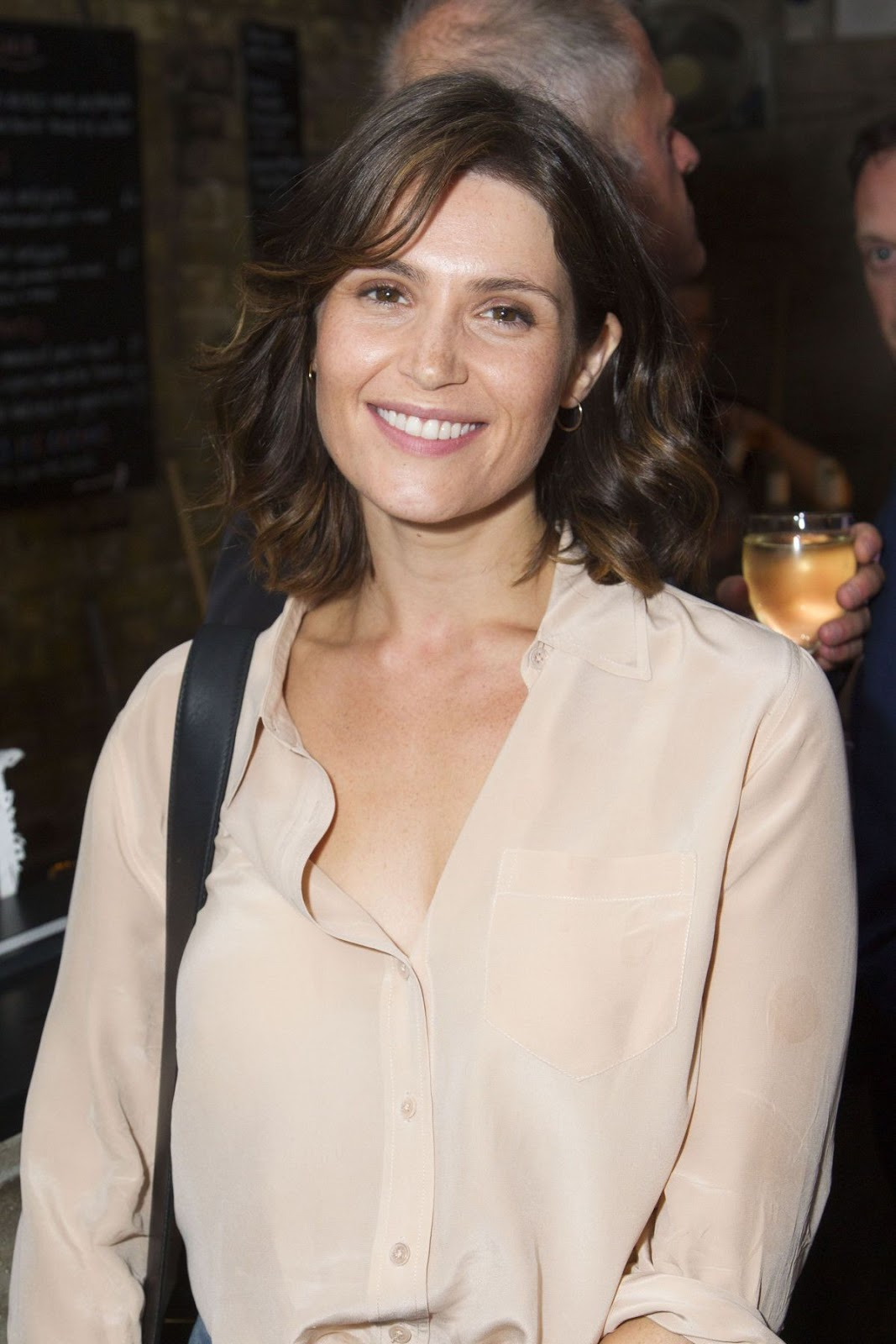 Gemma Arterton At Richard III Press Night In London