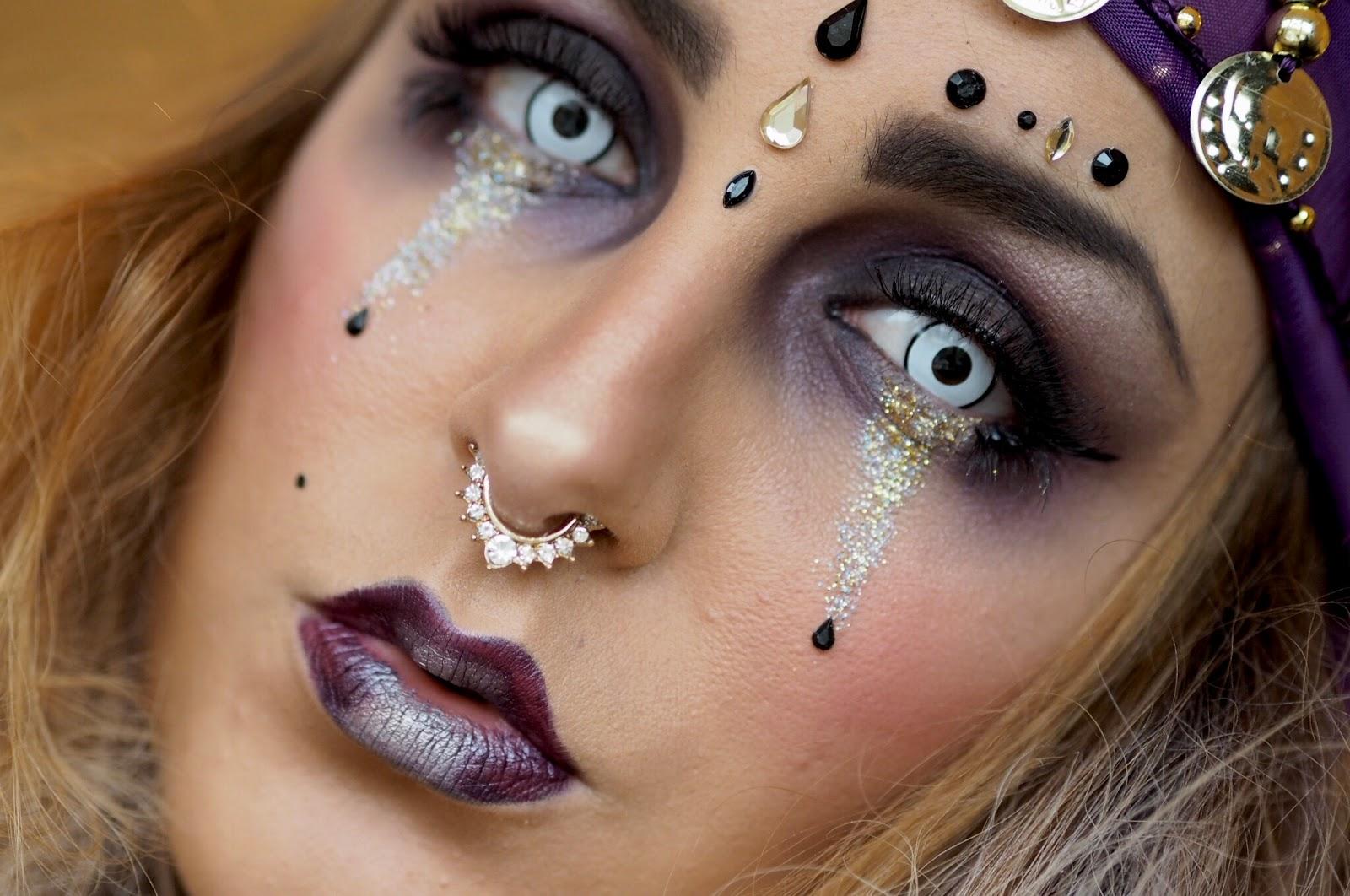 Emma Mattress Review >> Not Your Average: Halloween Look: Fortune Teller