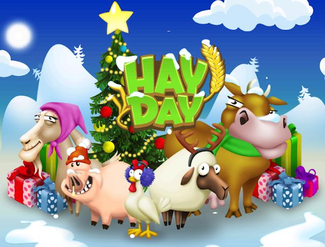 تحميل لعبة المزرعة هاي داي hay day للكمبيوتر والموبايل الاندرويد والايفون برابط مباشر