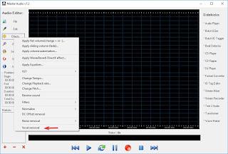 Programma Master Audio
