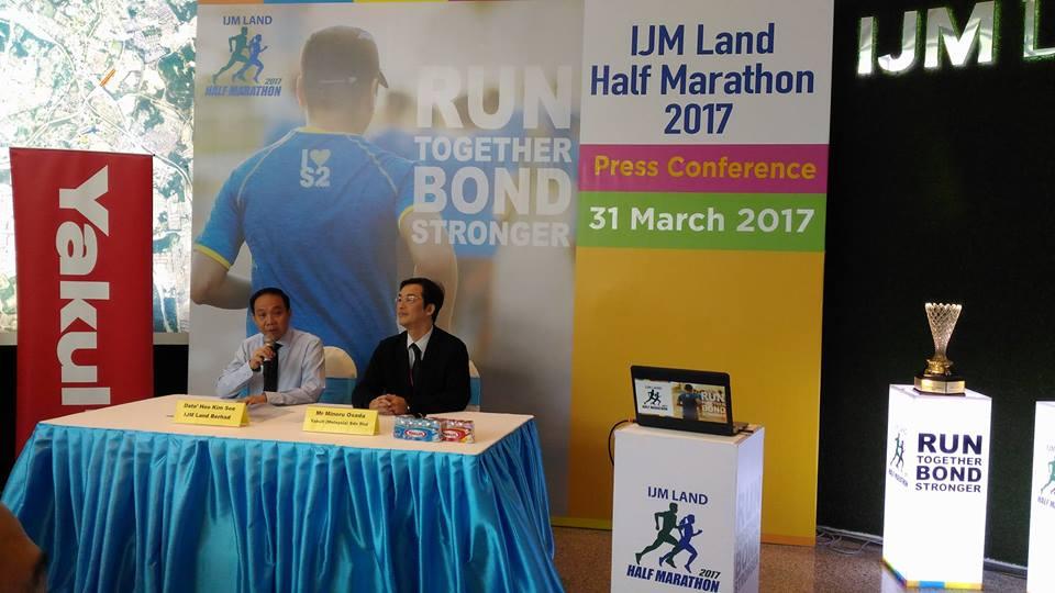 marathon, IJM Land Half Marathon, sukan, kesihatan