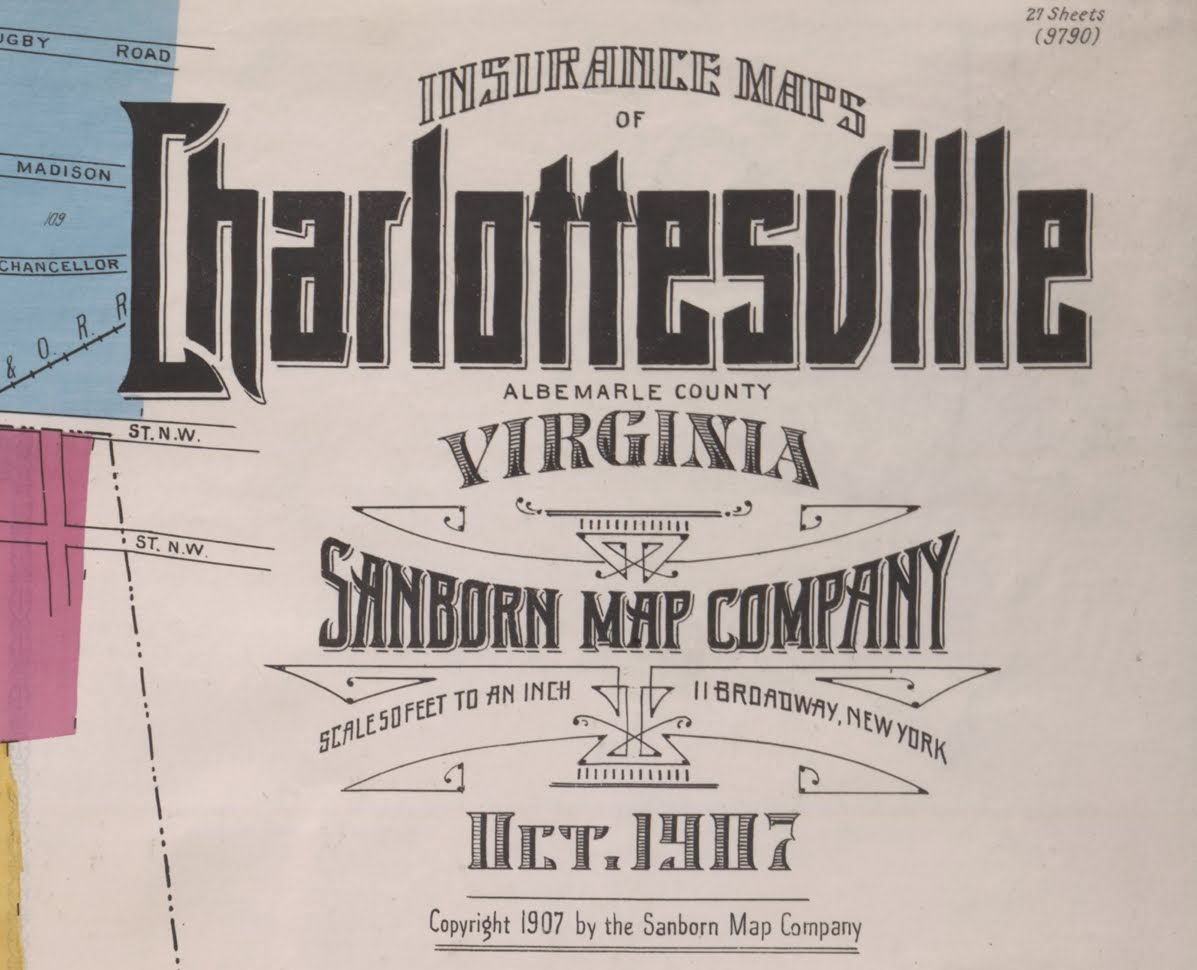 Map Typography from the early 20th Century ~ visual communication