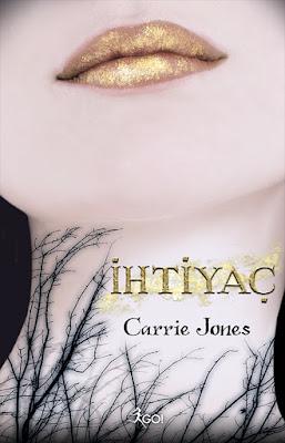 İhtiyaç - Carrie Jones  || Kitap Tanıtımı