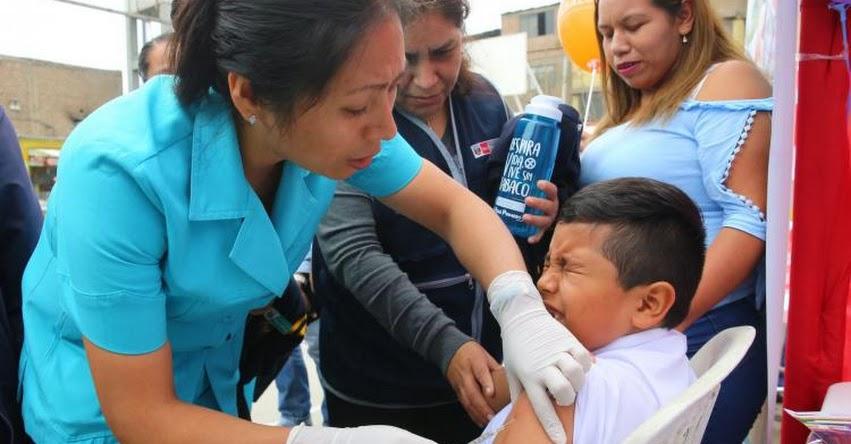 MINSA descarta reacción adversa por vacuna contra sarampión y rubeola en niño de Arequipa - www.minsa.gob.pe
