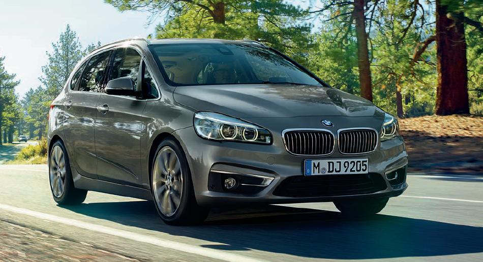 Quanto costa la BMW Serie 2 Active Tourer e versioni: costo a partire da...