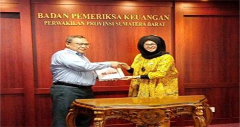 Pjs Walikota Padang, Drs Alwis  Bersyukur ,Pemko Padang Sukses Raih Wtp Yang Kelima