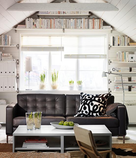 Ikea Living Room Design Idea