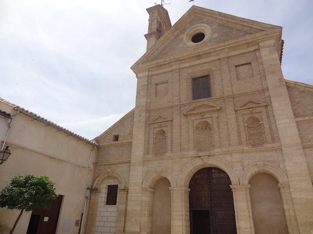 Centro-cultural-Convento-de-Santa-Clara-Antequera