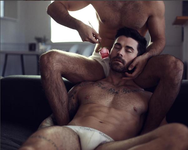 Fotógrafo Mitchmajor, Modelos @bennyptweets e Kyle Krieger