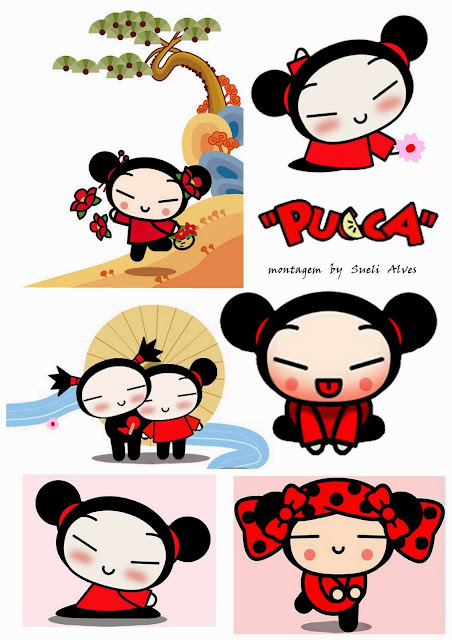 Funny Images of Pucca.