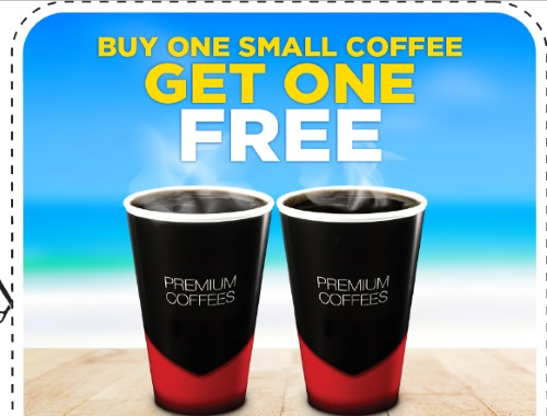 Mac's BOGO Buy 1 Get 1 Free Coffee