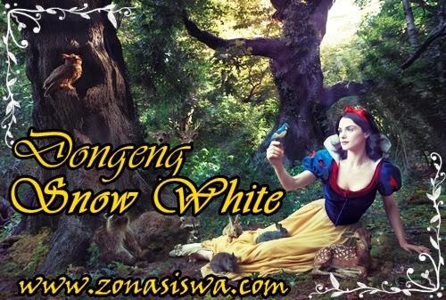 Kisah Dongeng Snow White (Puteri Salju) | www.zonasiswa.com