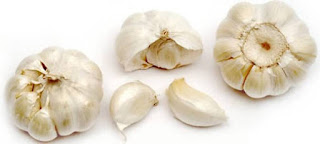 Benefits of garlic to tooth