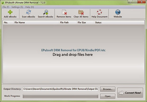 Fresh Softs For Everyone: Download Epubsoft Ultimate DRM