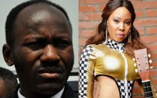 Entertainment: Apostle Suleman! Kemi Olunloyo reacts to Stephanie Otobo's confession