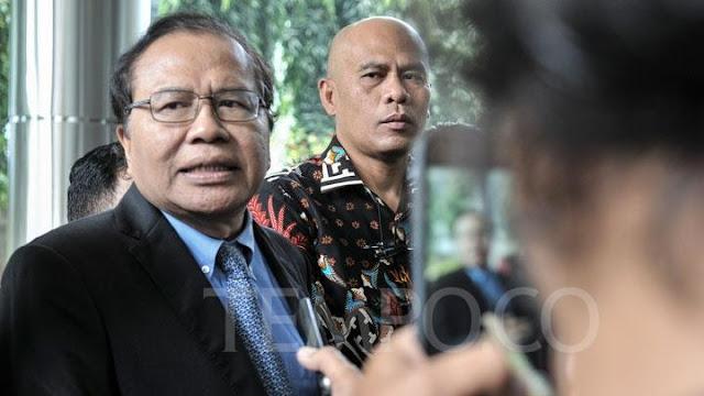 Rizal Ramli Sebut Prabowo Tak Akan Tunduk Pada Mafia Pangan