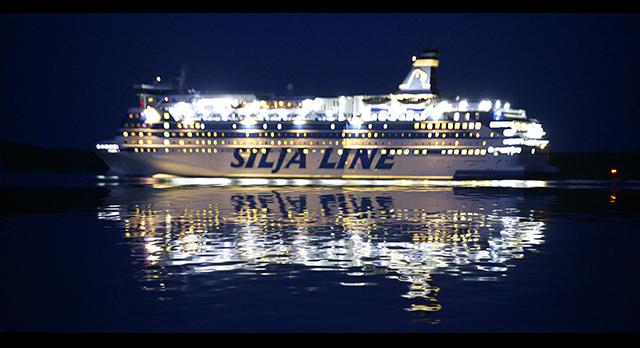Silja Line Ohjelma Laivalla