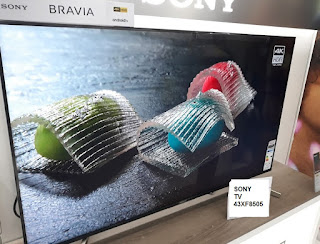 Sony Bravia KD-43XF8505 TV