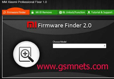 Xiaomi Professional Fixer V2.0 MMI Tool Download