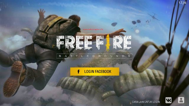 Tips Dan Trik Bermain Free Fire battlegrounds