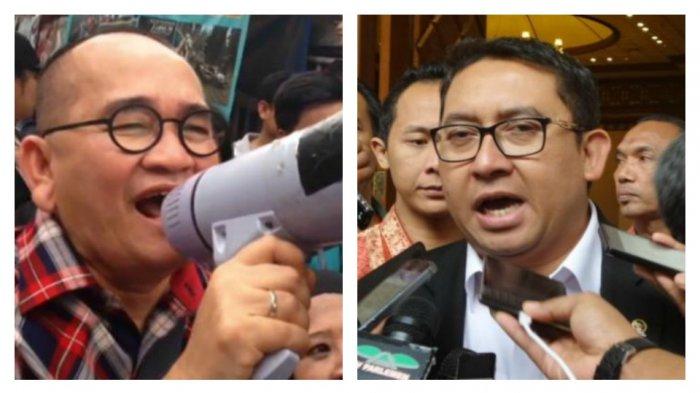Ruhut Skak Mat Fadli Zon Yang Menuding Dirinya Mau Menjilat Jokowi Buat Nyari Cantolan