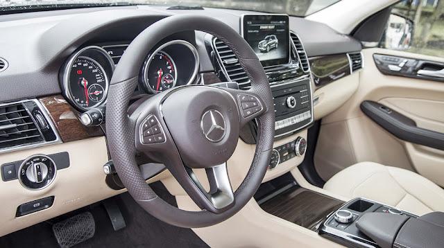 Mercedes GLE 400 4MATIC Exclusive trang bị đầy đủ tính năng an toàn