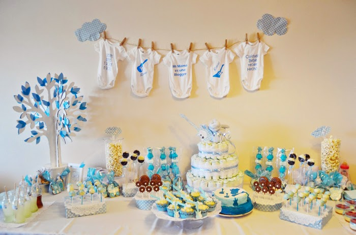 Romeo Baby Shower