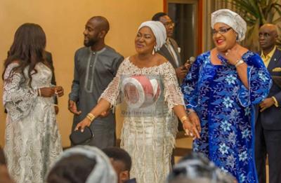 Photos: Rotimi Amaechi, Bolanle Ambode and others attend 60th birthday party of Jumoke Okoya-Thomas 2