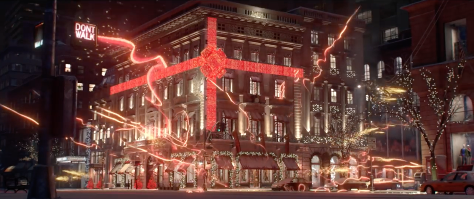 Video: Cartier's Winter Tale 2016