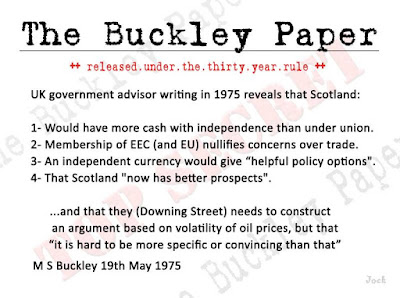 The Buckley Paper
