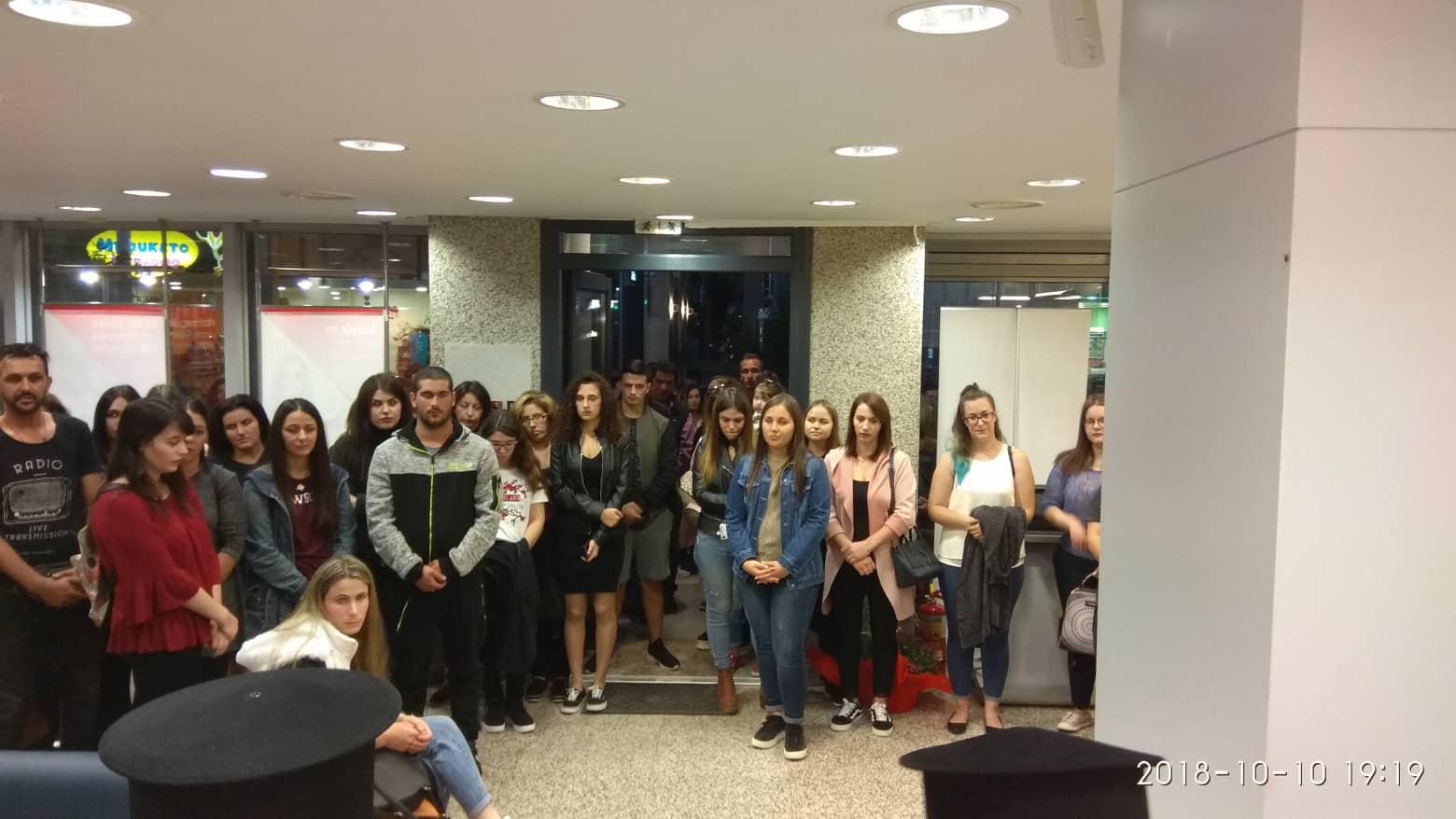 Συνεργασία Europe Direct Halkidiki – Millennium Education Centre